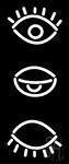 Eye Eye Eye Neon Sign