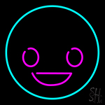 Face Neon Sign