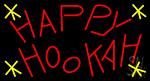 Happy Hookah Neon Sign