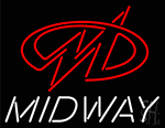 Midway Neon Sign