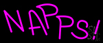 Napps Neon Sign