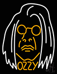 Ozzy Neon Sign