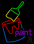Paint Neon Sign