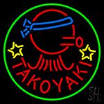 Takoyaki Neon Sign