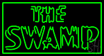 The Swamp Neon Sign