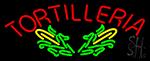 Tortilleria Neon Sign