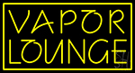 Vapor Lounge Neon Sign
