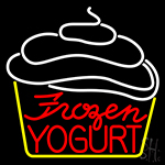 Yogurt Neon Sign
