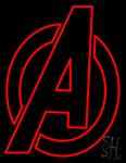 Avenger Neon Sign