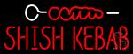 Shish Kebab With Logo Neon Sign
