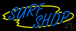 Surf Shop Neon Sign