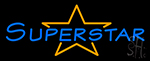 Superstar Neon Sign