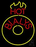 Border Hot Bialys Logo Neon Sign