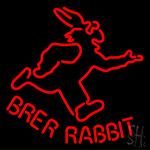 Brer Rabbit Logo Neon Sign