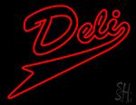 Deli Neon Sign