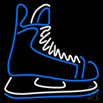 Skating Shoes Neon Sign