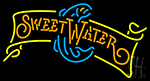 Sweet Water Fish Neon Sign
