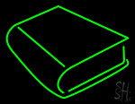 Book Neon Sign