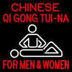 Chinese Ql Gong Tuo Na For Men Women Neon Sign