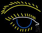Eye Icon Neon Sign