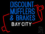 Mufflers And Brakes Neon Sign