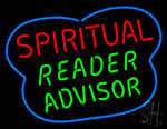 Spiritual Reader Advisor Neon Sign