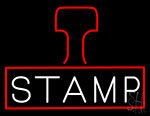 Stamp Neon Sign