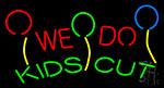 We Do Kids Neon Sign