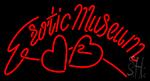 Erotic Museum Neon Sign