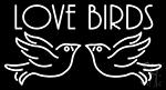 Love Birds Neon Sign