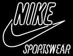 Nike Sportswear Neon Sign