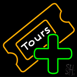 Tours Neon Sign