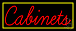 Cabinets 2 Neon Sign