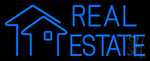 Real Estate House For Sale 1 Neon Sign