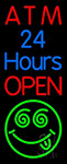 ATM Open Neon Signs