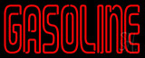 Red Double Stroke Gasoline LED Neon Sign