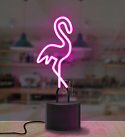 Tabletop Neon Light