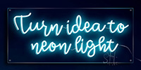 LED Neon Light Custom Sign