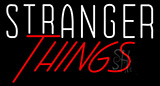 Stranger Things Neon Sign