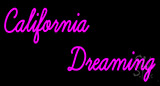 California Dreaming Neon Sign