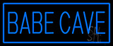 Babe Cave LED Neon Sign