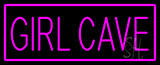 Girl Cave Neon Sign