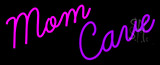 Mom Cave Neon Sign