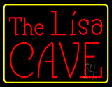 The Lisa Cave Neon Sign