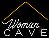 Woman Cave Neon Sign