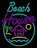 Beach Neon Sign