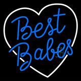 Best Babes Neon Sign