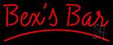 Bexs Bar Neon Sign