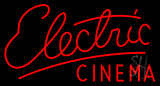 Electric Cinema Neon Sign