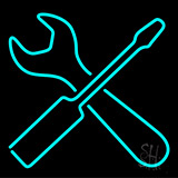 Tools Neon Sign